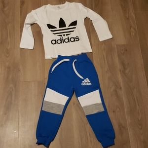 Adidas kids set